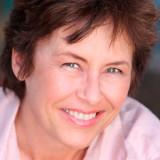 Gail Matthius playing Mrs. Curtin